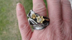 "Ring ""Lotta Jewellery"", Small"