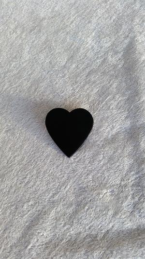Hjärtaklipp 4.5x4.5cm